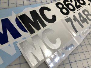 Michigan MC Numbers